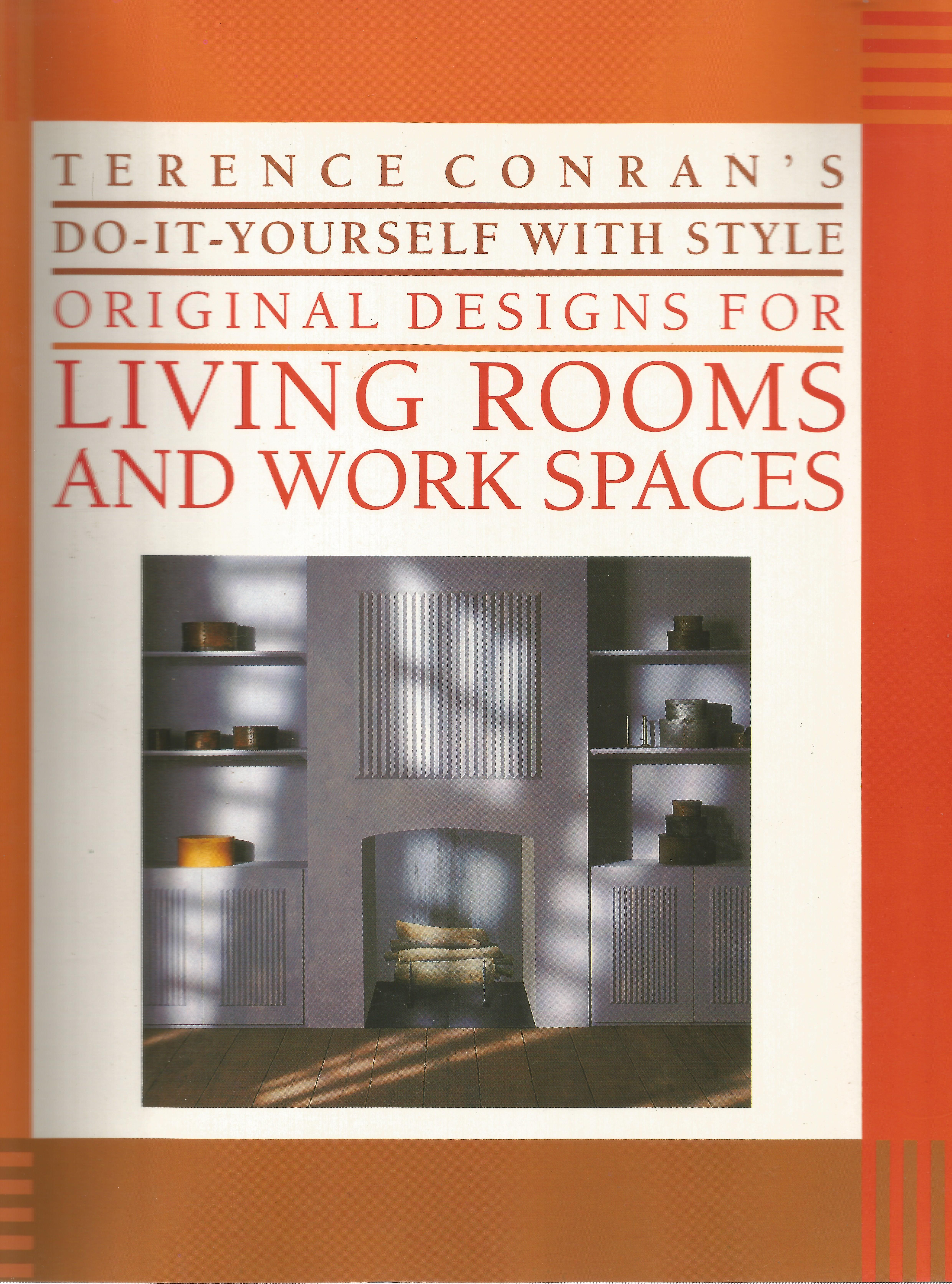 Architecture design terence conran 39 s do it yourself for Do it yourself living room ideas