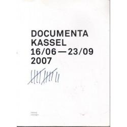Documenta Kassel 12, 16/06 - 23/09, 2007