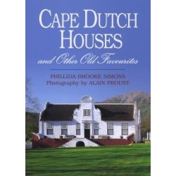 Cape Dutch Houses And Other Old Favourites
