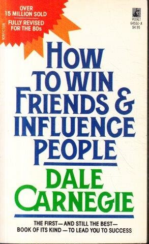 Image result for how to win friends and influence people 80s