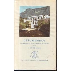 Leeuwenhof: Die Kronieke van 'n Kaapse Herehuis