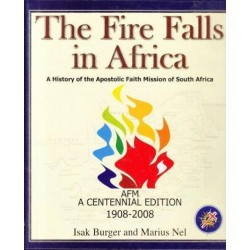 The Fire Falls in Africa