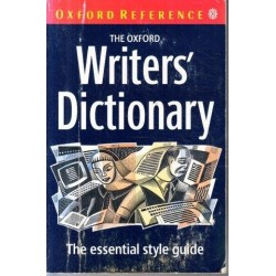 The Oxford Writers' Dictionary
