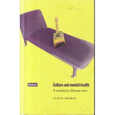 Culture And Mental Health: A Southern African View
