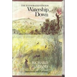 Watership Down - The Illustrated Edition (Hardcover in slipcase)