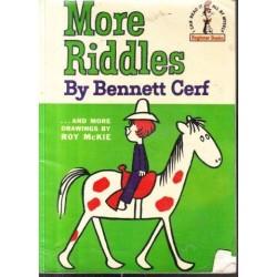 More Riddles (Beginner Books)