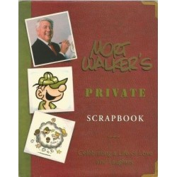 Mort Walker's Private Scrapbook (Signed)