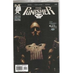 The Punisher No. 20: Up is Down and Black is White (Part 2 of 6)