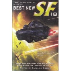 The Mammoth Book Of Best New Science Fiction 18