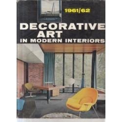 Decorative Art In Modern Interiors 1961/62