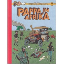 Pappa in Africa (Signed)