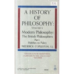 A History of Philosophy: Volume 5