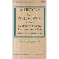 A History of Philosophy: Volume 4
