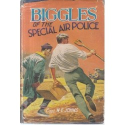 Biggles of the Special Air Force