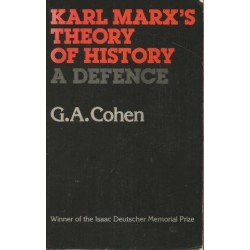 Karl Marx's Theory of History: A Defence