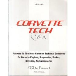 Corvette Tech: Q & A