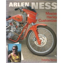 Arlen Ness, Master Harley Customizer