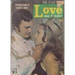 Love Me Tender: Princesses Don't Cry