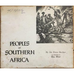 Peoples Of Southern Africa - Their Customs And Belief