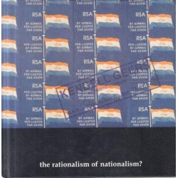 Warren Siebrits - The Rationalism of Nationalism?