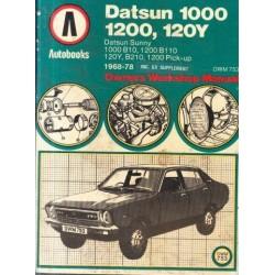 Datsun 1000, 1200, 120Y