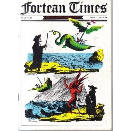 Fortean Times: The Journal of Strange Phenomena No. 50