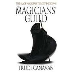 The Magician's Guild (Black Magician Trilogy Book 1)