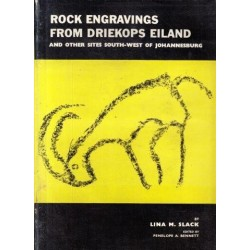 Rock Engravings from Driekops Eiland and Other Sites South-West of Johannesburg