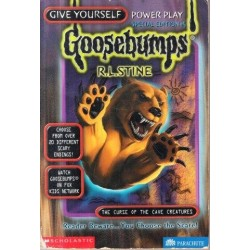 Goosebumps: Special Edition 5: The Curse of the Cave Creatures