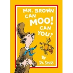 Mr Brown Can Moo, Can You?