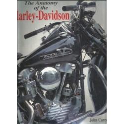 The Anatomy Of The Harley Davidson