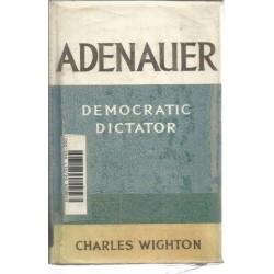 Adenauer Democratic Dictator