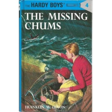 Hardy Boys: The Missing Chums