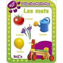 Collection Petits Pas: Les Mots