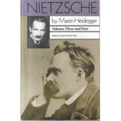 Nietzsche: Vol. 3: The Will to Power as Knowledge and as Metaphysics Vol. 4: Nihilism