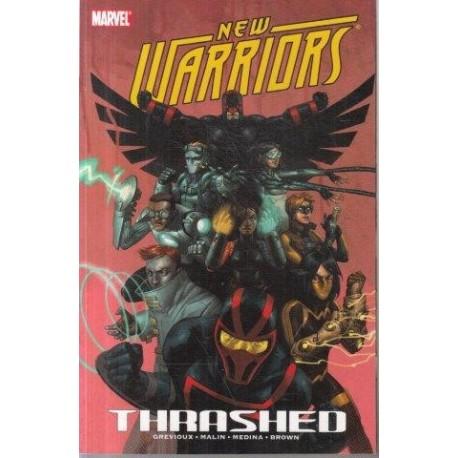 New Warriors Volume 2: Thrashed