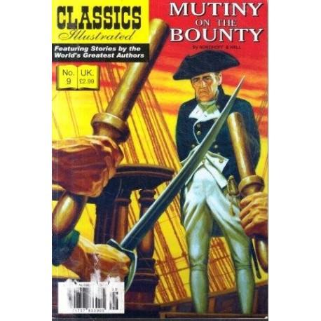 Classics Illustrated No. 9: Mutiny on the Bounty
