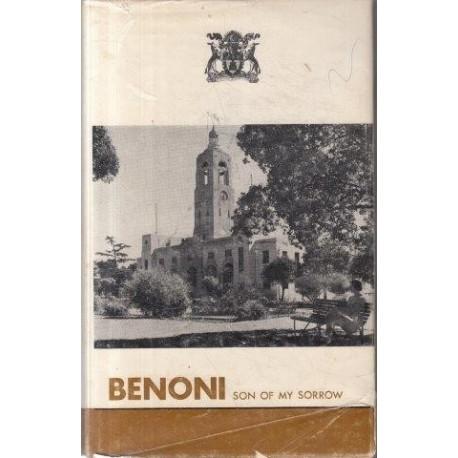 Benoni - Son of my Sorrow
