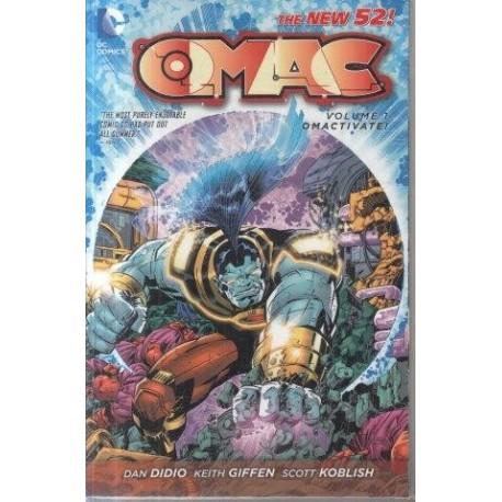 O.M.A.C. Volume 1 Omactivate