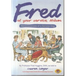 Fred at your Service, Ma'am (Signed)