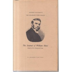 The Journal of William Shaw
