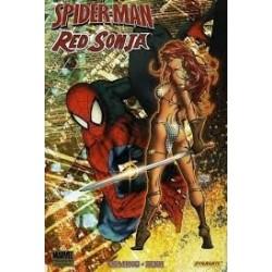 Spider-Man Red Sonja