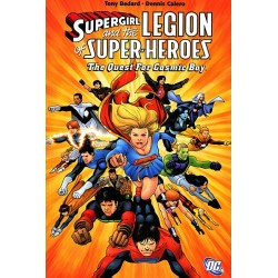 Supergirl And The Legion Of Super-Heroes: The Quest For Cosmic Boy