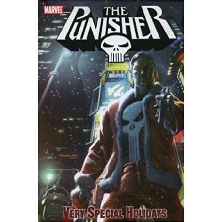 The Punisher: Very Special Holidays