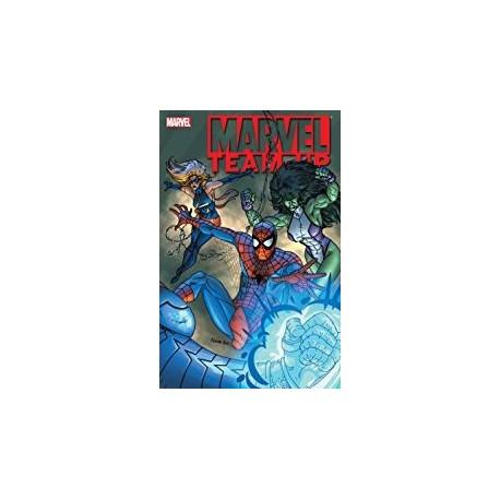 Marvel Team-Up Vol. 2 - Master Of The Ring