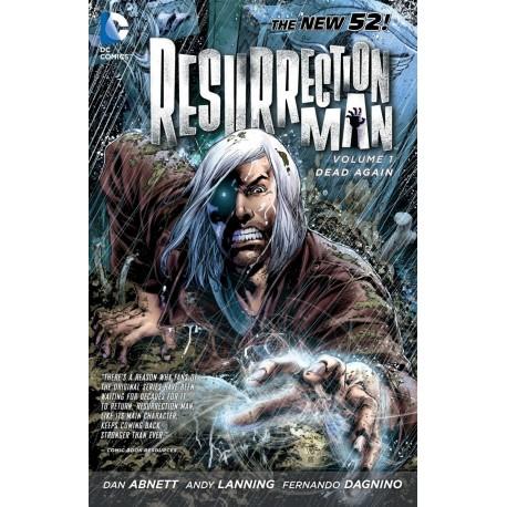 Resurrection Man Vol. 1 - Dead Again (The New 52)