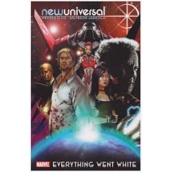 Newuniversal Vol. 1: Everything Went White