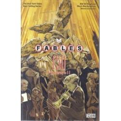 Fables Vol. 22: FarewellJ