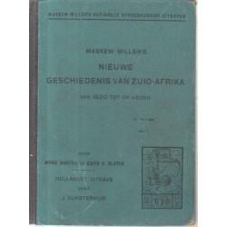 Nieuwe Geschiedenis van Zuid Afrika Vol 2 only