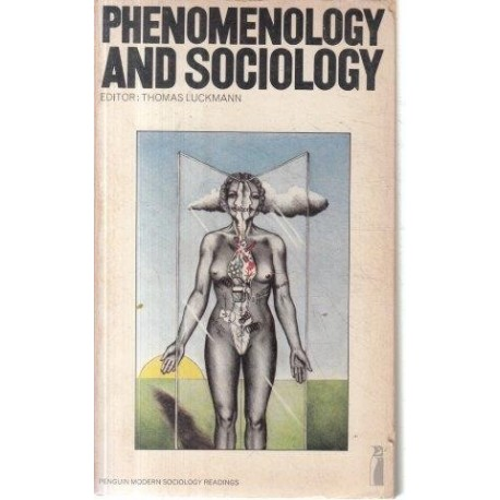 Phenomenology and Sociology